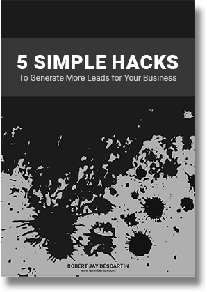 5 Simple Hacks To Generate More Leads for Your Business Cover